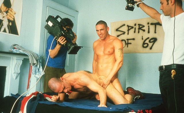 BRUCE LABRUCE, Skin Flick Production Still #2, 1998