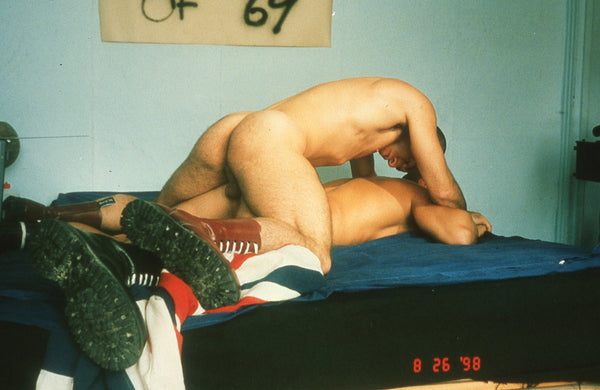 BRUCE LABRUCE, Skin Flick Production Still #4, 1998