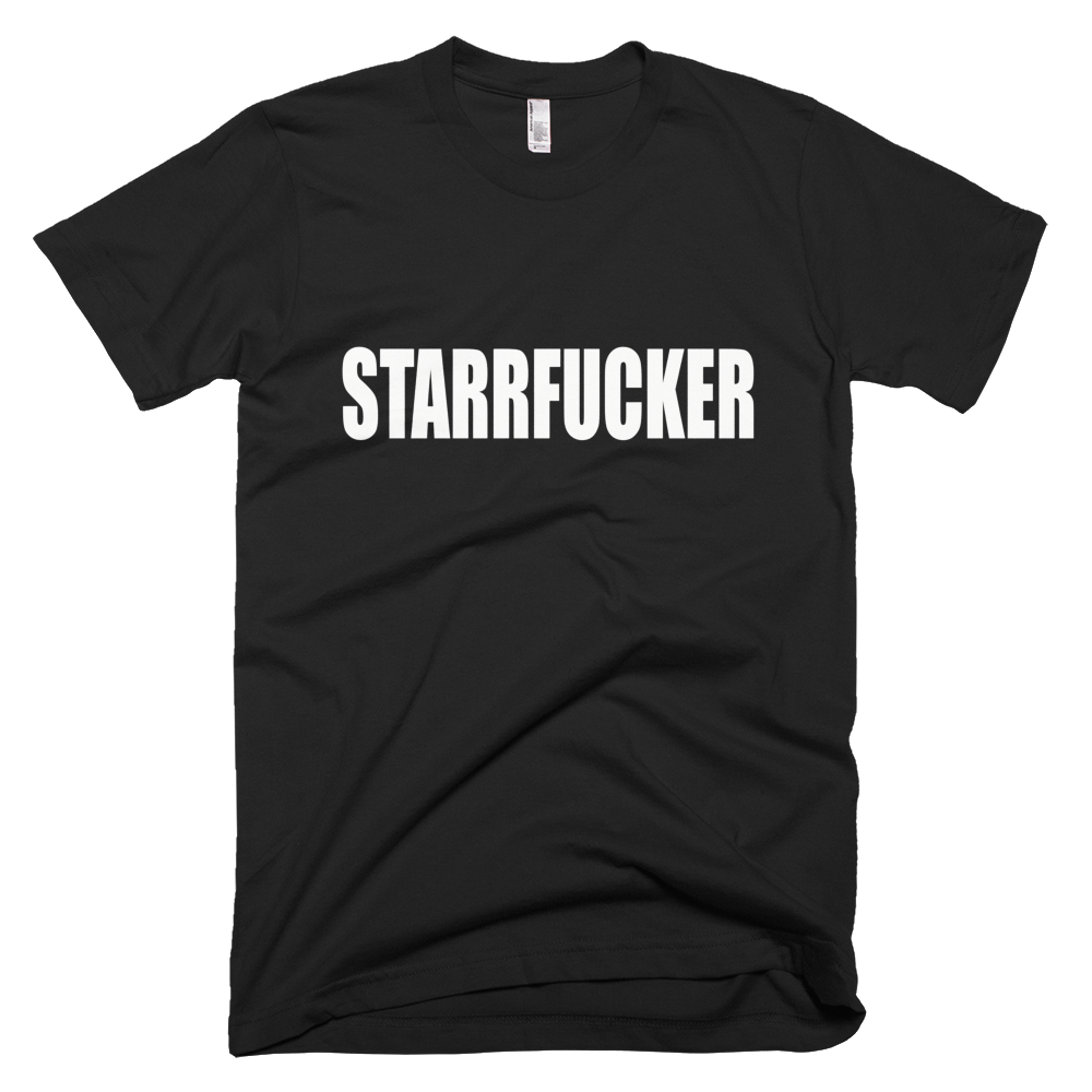 The Classic T-Shirt by Starrfucker Magazine