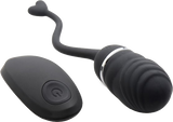 O-Bomb Rechargeable Remote Silicone Vibe
