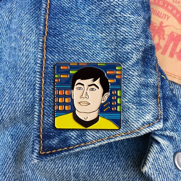 Sulu Pin By The Found