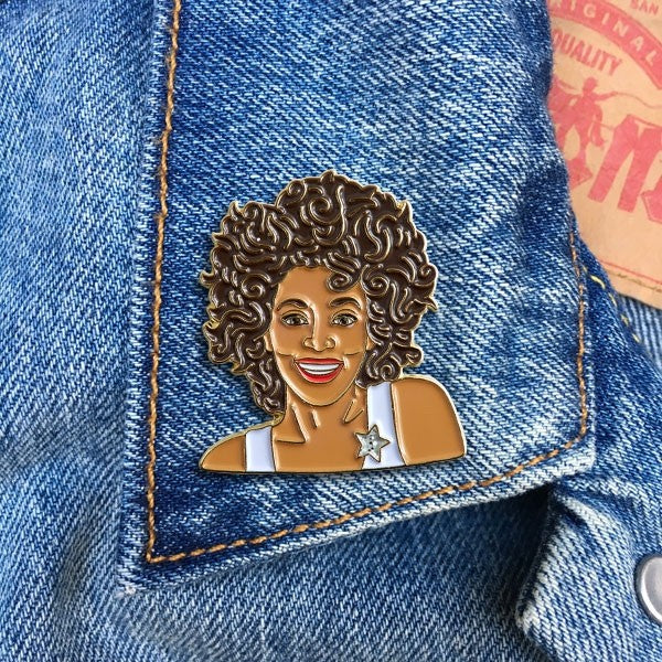Whitney Pin By The Found