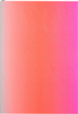 Christian Lacroix Neon Pink Ombre Paseo Notebook (Small)