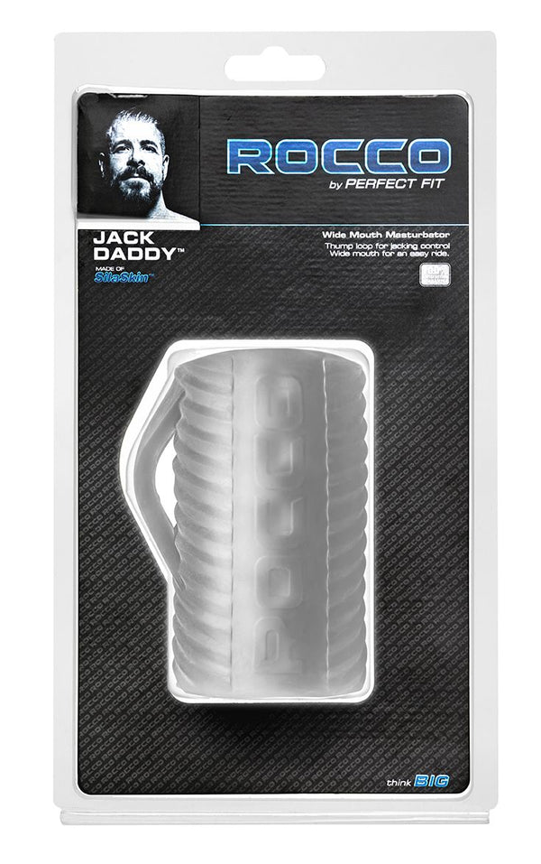 THE ROCCO JACK DADDY STROKER by Perfect Fit