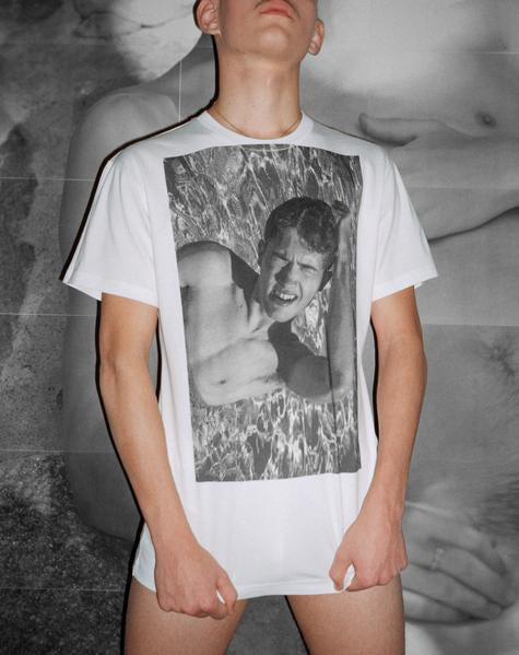 EY! POSTER BOY shirtby T-Shirt in collaboration with Gus Van Sant and Sean Ford