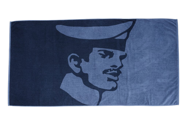 Tom of Finland x Finlayson Seaman Hand Towel in Blue