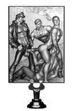 Tom of Finland Clear Smooth Cock Enhancer
