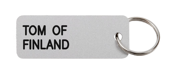 Tom of Finland Keytags