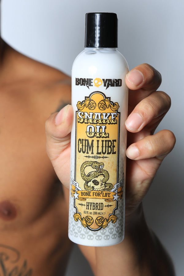 Snake Oil Cum Lube by Boneyard