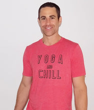 YOGA & CHILL t-shirt