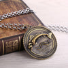 Game of Thrones House Tully Pendant Necklace