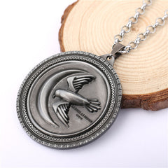 Game of Thrones House Arryn Pendant Necklace , necklace - ornacraft