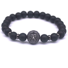 Black Stone Charm Bracelets [Multiple variants] , bracelet - ornacraft