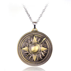 Game of Thrones House Martell Pendant Necklace , necklace - ornacraft