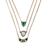 Multilayer Indian Designer Necklaces & genstone Pendants