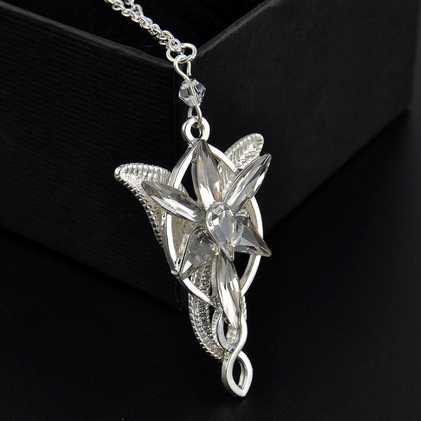 Arwen Evenstar Lord Of The Rings Pendant Necklace , necklace - ornacraft