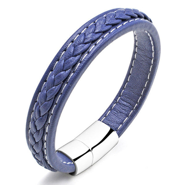 Premium Quality Genuine Leather Bracelet , bracelet - ornacraft