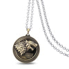 Game of Thrones House Stark pendant Necklace