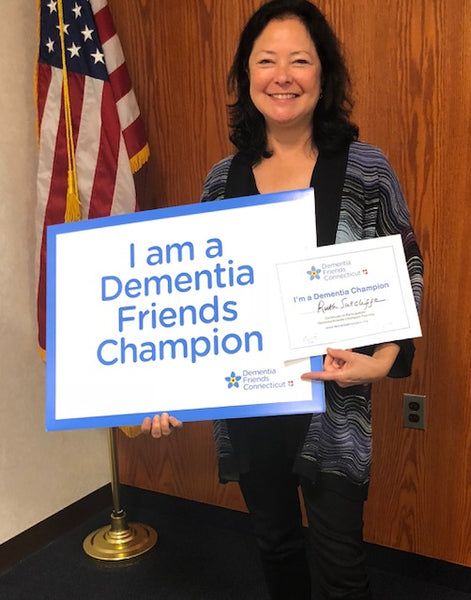 I Am A Proud Dementia Champion