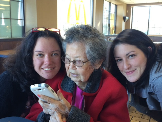 Memories of Gram And Her Trip To McDonalds