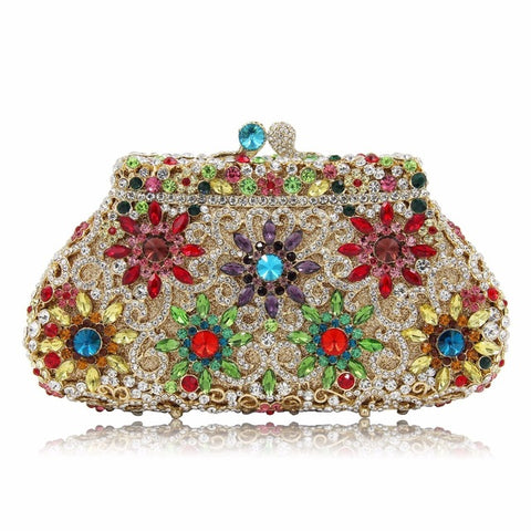 European Style Women Evening Party Clutch