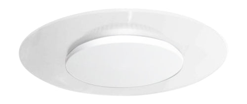 Vaness 18W Round Architectual Wall LED Light with White Centre Dome