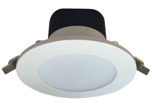 Acina 10W Gloss White Trim Recessed LED Downlight Luminaire