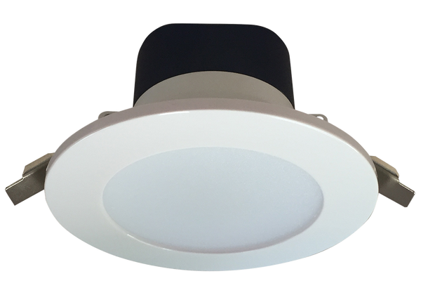 acina 10w gloss white trim recessed dimmable led downlight luminaire c led lights online. Black Bedroom Furniture Sets. Home Design Ideas