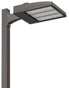Astro Series 120w  LED Shoebox Luminaire
