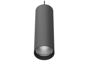 ARGO S2 25w Dimmable  LED Pendant Light in Satin Black or Satin White, 1520mm  overall length