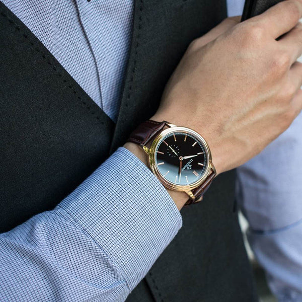 What Having a Luxury Watch Says About You