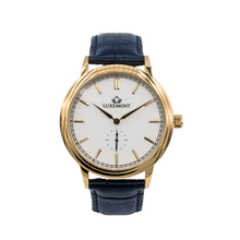 New Maestro | Yellow Gold, White Dial