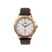 New Maestro | Rose Gold, White Dial