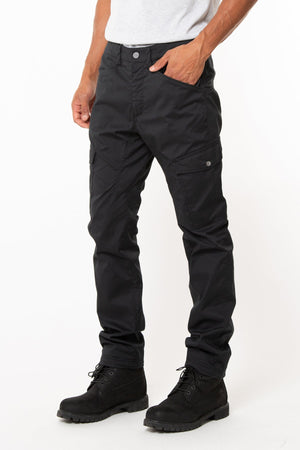 Ripstop Polar Fleece Bonded Cargo Work Pant