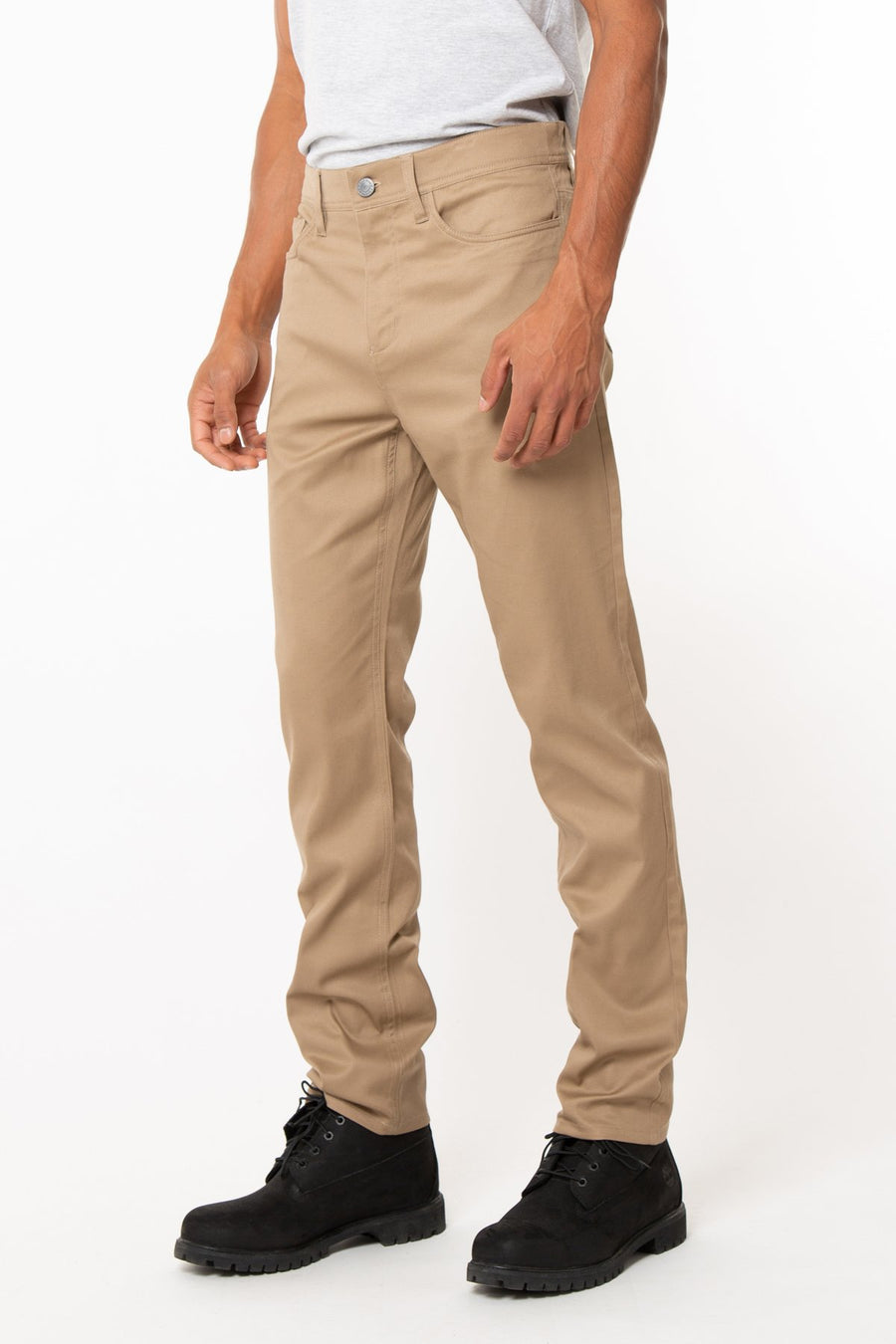Workwear Pant With Security With Pocket