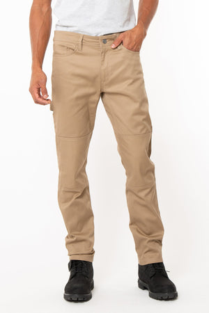Workwear Pant With Security Pocket And Hammer Hitch