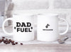 Dad Fuel Coffee Mug // Recharge
