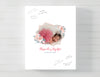 Baby Guest Book Alternative for Birthday or Baptism // Poster or Canvas