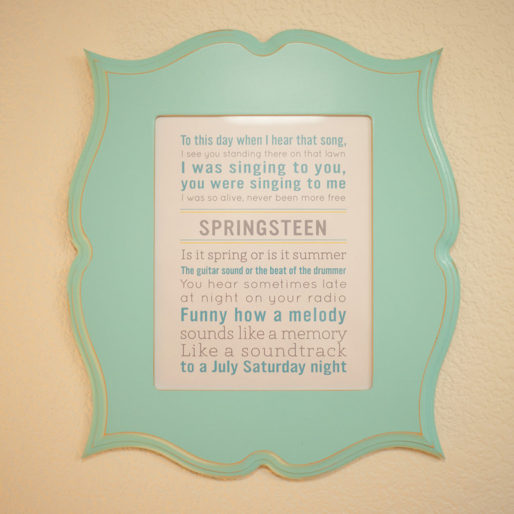 Custom Quote Art Print // Varied Text
