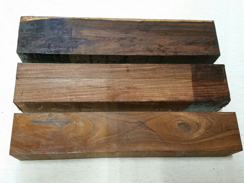 "ON SALE!  Cocobolo 2"" x 2"" x 12"""