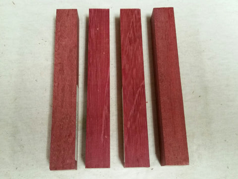 Purpleheart Pen Blank