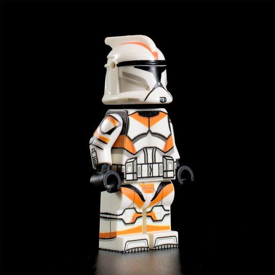 Orange Trooper