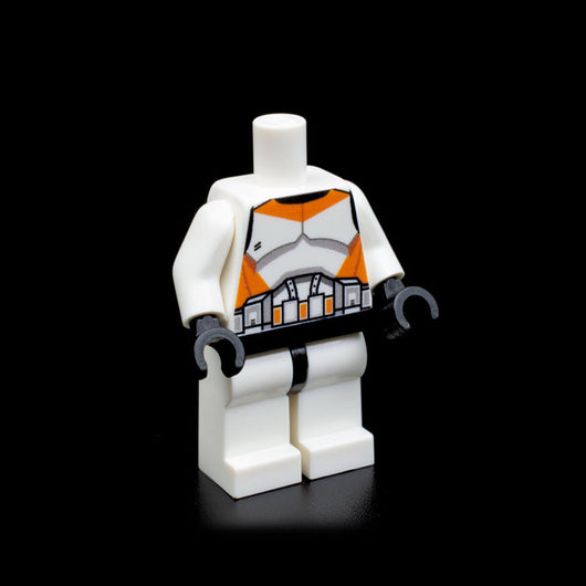 Orange Trooper Body