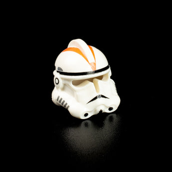 Orange Standard Trooper Helmet