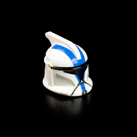 Blue Trooper Helmet