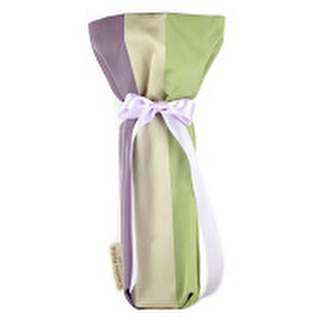 UNIQUE Collection Wine/ Champagne Fabric Gift Bag - It's All About An Idea