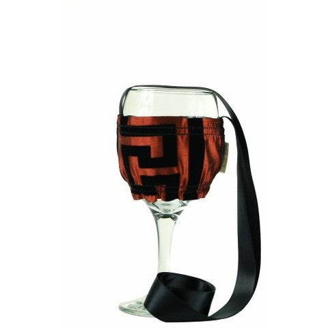 GREECE Collection Wine Necklace Holder Small - It's All About An Idea