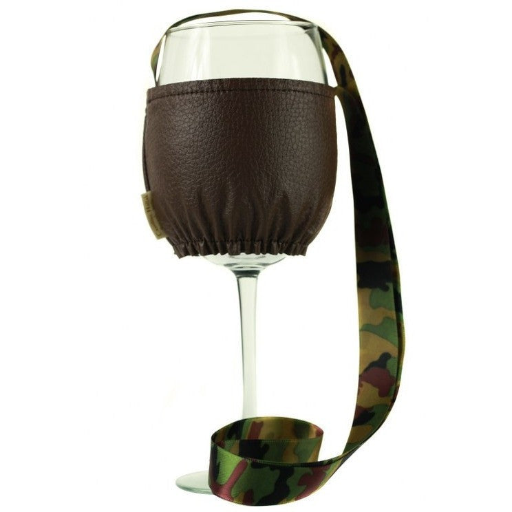 ESPRESSO Collection Wine Necklace Holder Large - It's All About An Idea