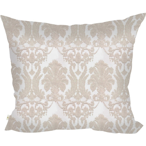 RichCotton Decorative Pillow Covers Collection Natural, Square Set of 2. - It's All About An Idea