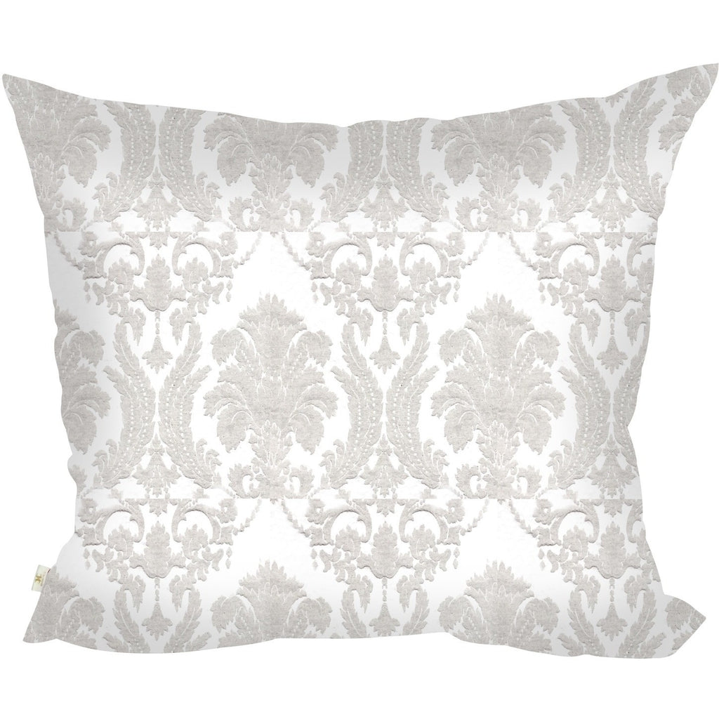 RichCotton Decorative Pillow Covers Collection White, Square Set of 2. - It's All About An Idea